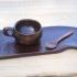 ウッドカップ・杉皿